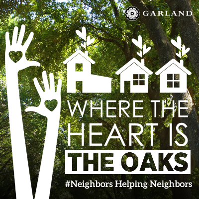 WHERE THE HEART IS: THE OAKS