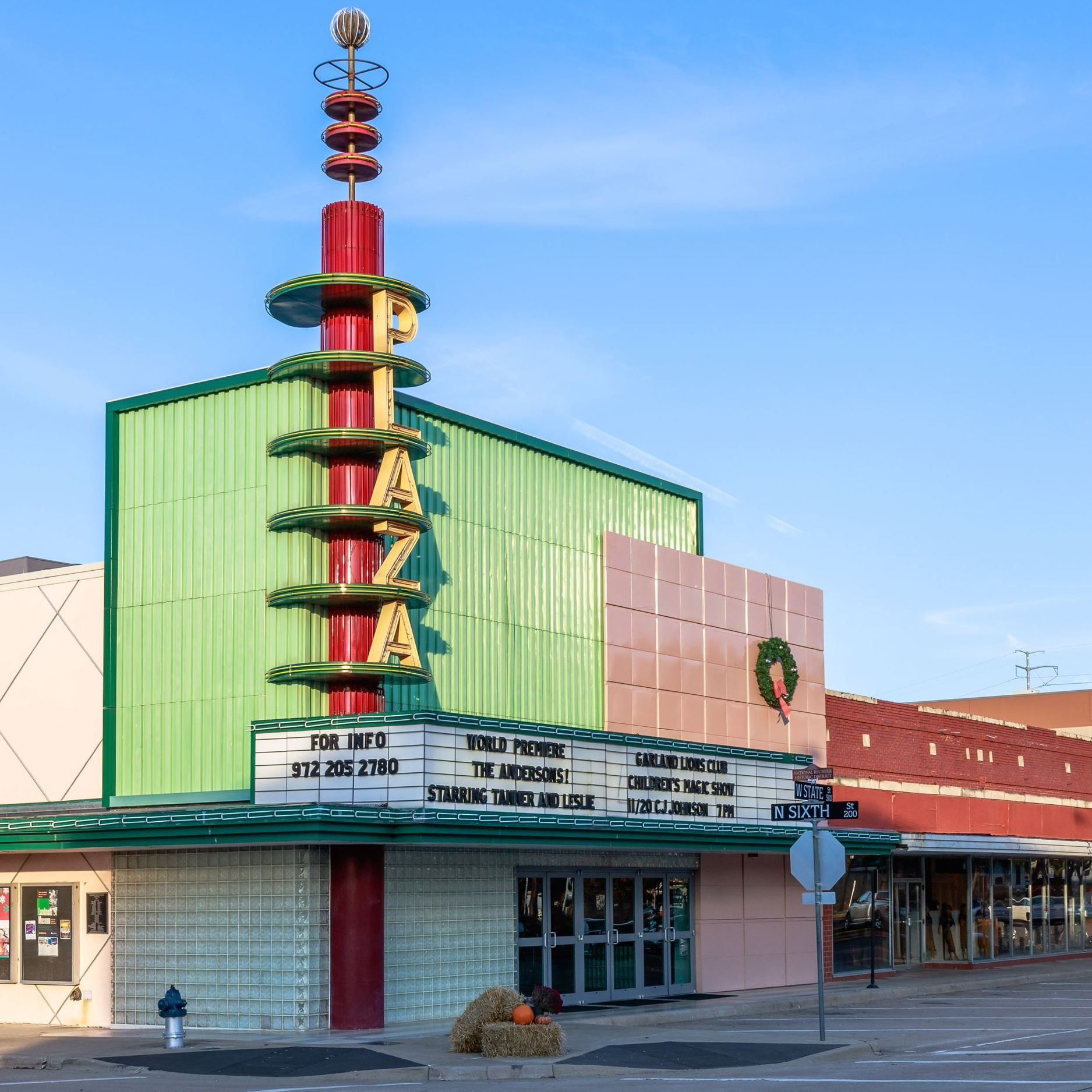 Plaza Theatre tile pic