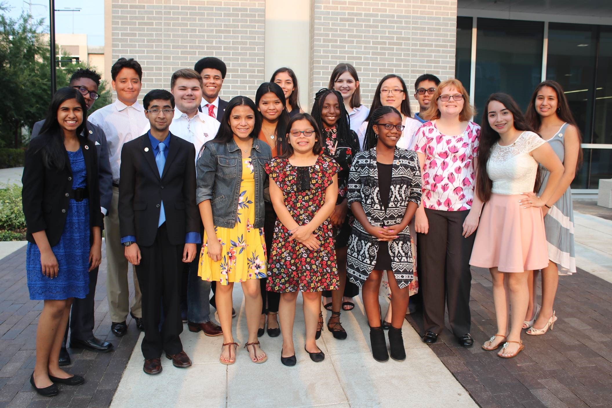 Youth Council Members