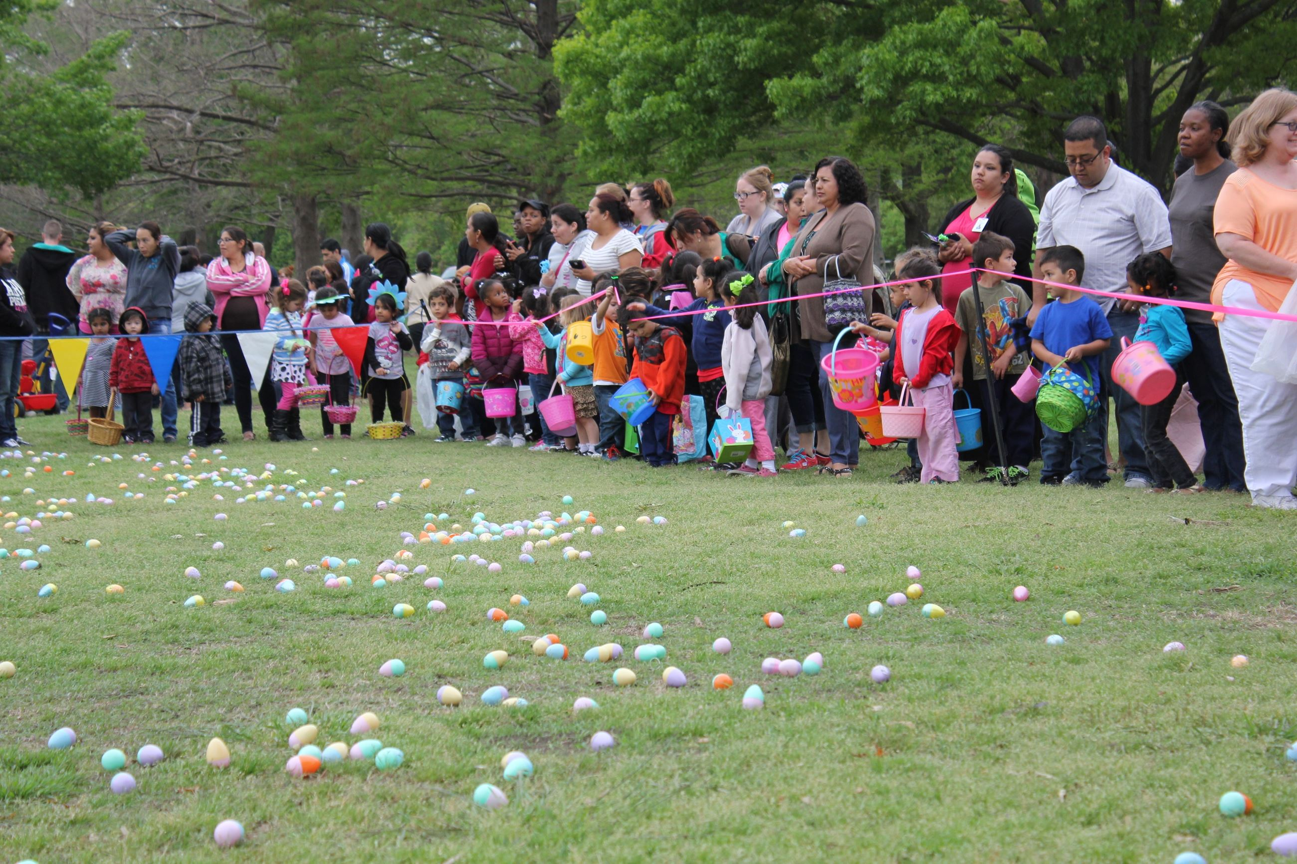 Easter Egg Hunt 2014